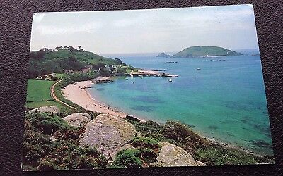 Postcard: Herm Village: Colour: Posted: Post Date On Card 1993