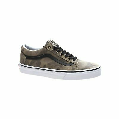 VANS SHOES Old Skool Camo jacquard Raven / true