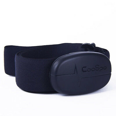 CooSpo H6 ANT Bluetooth V4.0 Wireless Sport Heart Rate Monitor Chest Strap SR1G