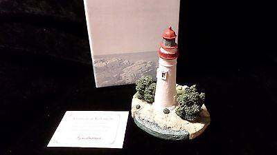 Marblehead Harbour LIghts #413 Ohio -NIB with  certificates