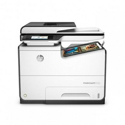 HP - PageWide Managed P57750dw A4 Wifi Negro, Gris - 20164869