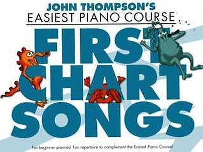 Easiest Piano course - First chart songs -