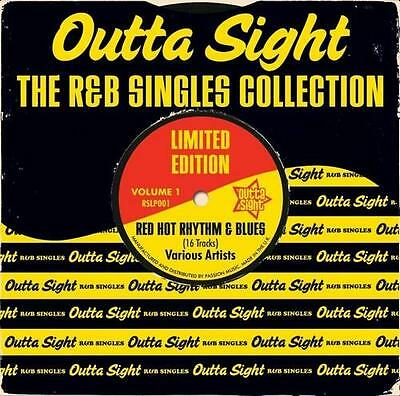 R&b Singles Collection Volume 1 New Lp Vinyl (Outta Sight) Northern Soul R&b