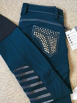 Animo Norina Breeches i40 Uk8-10 Brand new