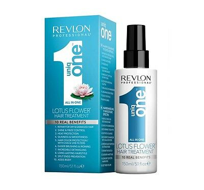REVLON UNIQ ONE TREATMENT 10 IN 1 BEHANDLUNG LOTUS FLOWER 150 ml