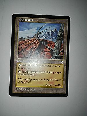 Wasteland Waste Land Erial  Magic The Gathering En Buen Estado