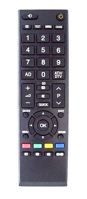 CT90326 , CT-90326 Replacement Remote Control FOR Toshiba Tv`s