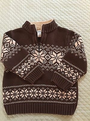 Infant/Child's Sweater. Size 18-24 Months. Gymboree Label sc