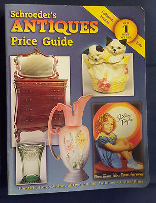 "Schroeder's ""Antiques Price Guide"" 18th Edition (Softcover 2000)"