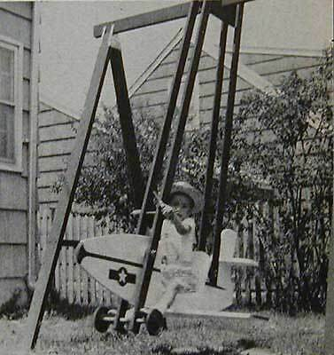 Jet Swing How-To build PLANS
