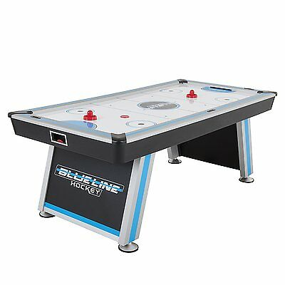 "Triumph Blue Line 84"" Air Hockey Table with Inrail Scoring / 45-6808"
