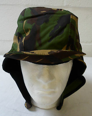 81b8f1a7ce2 COLD WEATHER MVP WOODLAND CAP HAT - British Army Issue