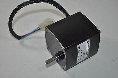 NEW Hurst T-SP AC Synchronous Geared Motor 4RPM 24V 7W 15MFD 2198 Part# 2602-093