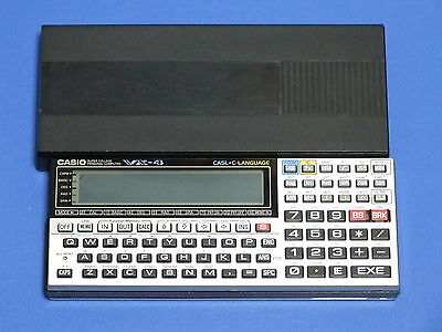CASIO VX-4 POCKET COMPUTER Import Japan Fully working