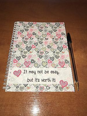 A5 diet diary, slimming world compatible, food, journal, weight loss, Wedding 37