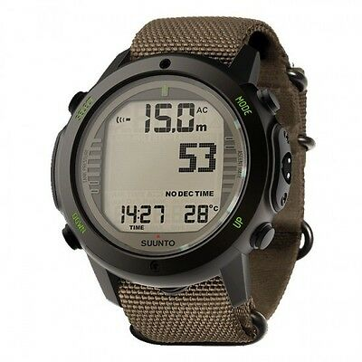 Suunto D6i Novo Stealth Zulu + Interfaccia 01IT