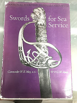 Annis & May - Swords For Sea Service, Vol.2 - Naval Sword Reference