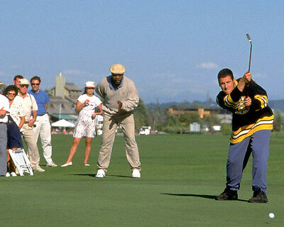 Happy Gilmore Adam Sandler On Golf Course 8X10 Photo