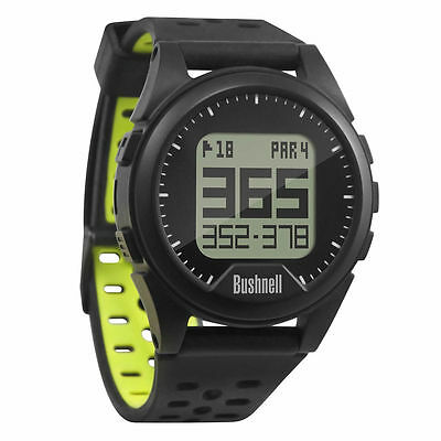Bushnell NEO-iON GPS Watch Black/Green NEW 2016