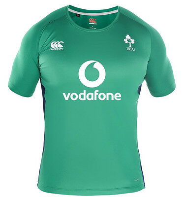 Ireland Rugby Poly Training Tee 16/17