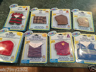 Webkinz Clothing Clothes Lot of 13 Various Pieces **BRAND NEW**