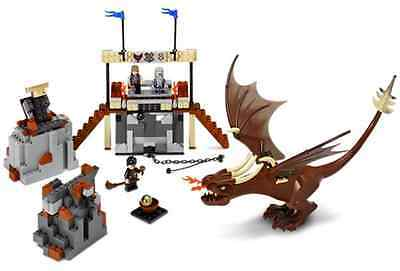 LEGO 4767 - HARRY POTTER - Harry and the Hungarian Horntail - 2005 - VERY RARE