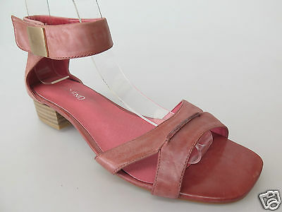 Top End - new ladies leather sandals size 37 / 6.5 #63