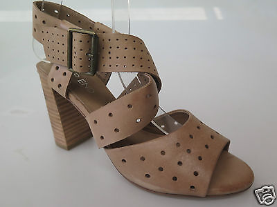 Top End - new ladies leather sandals size 37 / 6.5 #64