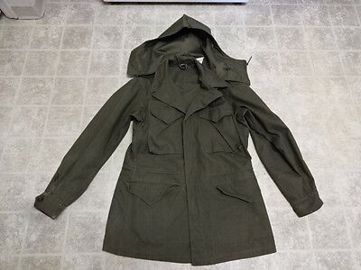 Vintage Original Ww2 U.s Army M43 Field Jacket Great Conditio Not Much Used 36L