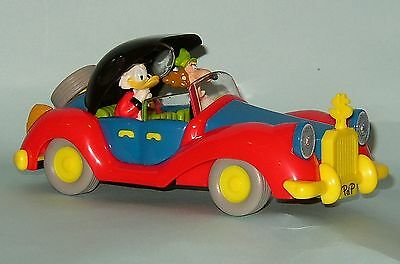 WALT DISNEY's FAMOUS LIMOUSINE OF SCROOGE MCDUCK - LIMITED EDITION -1:24 - RARE