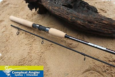 "Nitro Distance Spin 7'6"" Spinning Fishing Rod BRAND NEW at Compleat Angler"