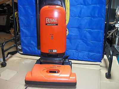 Royal Commercial Cr5005 Upright Vacuum With 50' Cord