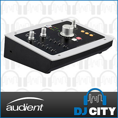 Audient iD22 Premium Studio USB Audio Interface 10in 14out Soundcard