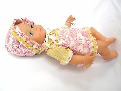 ....vintage Ideal Doll Corporation...betsy Wetsy Thirteen Inch ...nice Outfit...