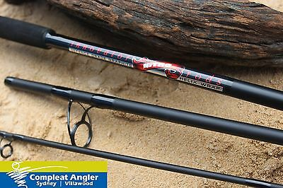 """Nitro Sniper 10'6"""" 3PC Spin Fishing Rod BRAND NEW at Compleat Angler"""