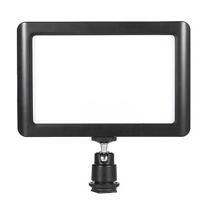 Ultra Thin 6000K Dimmable Studio Video Photo Pad Panel Lamp LED Light Y5D7