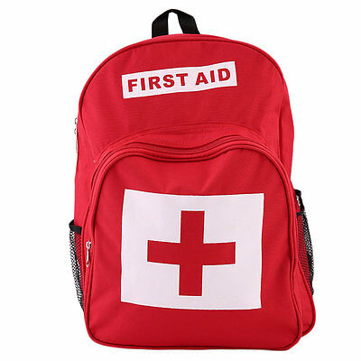 Sports Outdoors Camping Home Medical Emergency Survival First Aid Kit Bag JL
