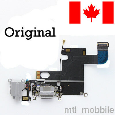 Original OEM replacement charging flex port dock connector for iphone 6 6g gray