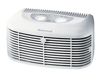 New & Sealed Honeywell Hht-011 Compact Air Purifier With Permanent Hepa Filter