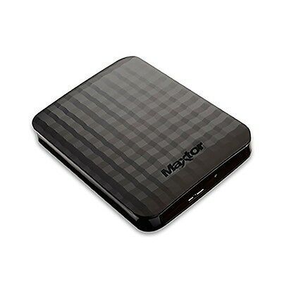 2TB USB 3.0 Portable External Hard Drive for Xbox One and PS4