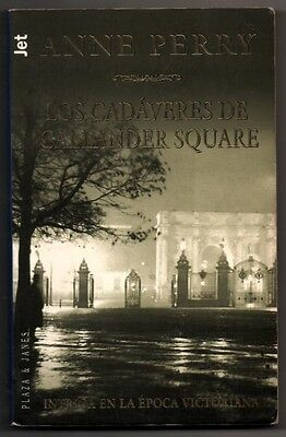 Los Cadaveres De Callander Square - Anne Perry