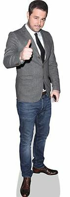 Danny Dyer (Thumbs Up) Cardboard Cutout (life size OR mini size). Standee.