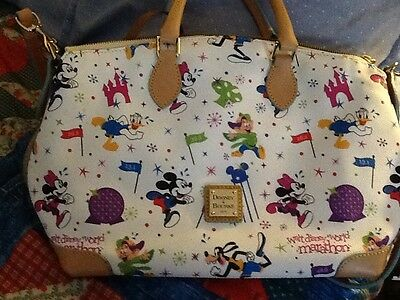 2015 Walt Disney World Marathon Dooney and Bourke  Satchel - RunDisney