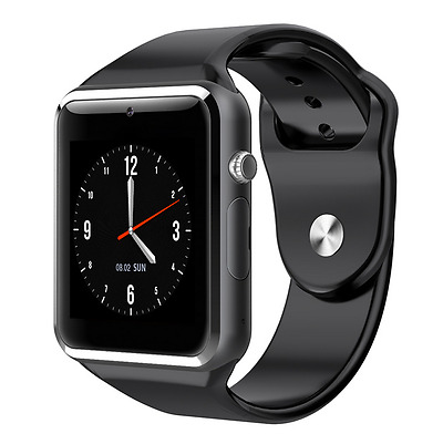 GT08 Montre Bluetooth GSM SIM Smart WATCH Android IOS iPhone Samsung WhatsApp