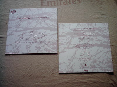 """ZION TRAIN - """" Passage To Indica """"(1993) Re-Issue 2-LP 2005 Universal Egg"""