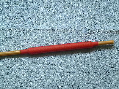 NEW - real senior DRAGON - STRAIGHT - School punishment cane RARE (cane)