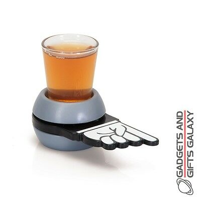 SHOT SPINNER SPIN THE HAND DRINKING GAME adults hen stag party novelty gift