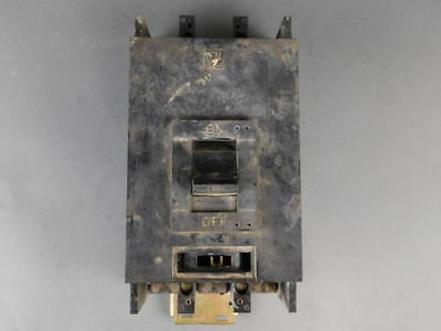 Square D 3-Pole, 400 Amp Circuit Breaker