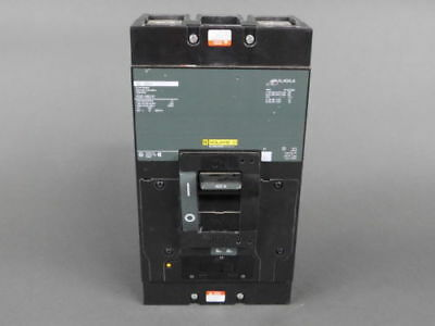 Square D 2-Pole, 400 Amp, 240V Circuit Breaker Q4-400A