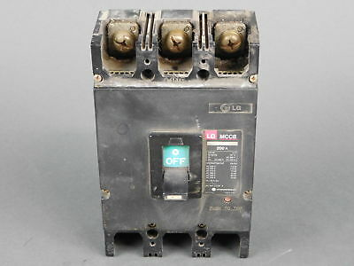 LG 3-Pole, 200 Amp, 600V Circuit Breaker ABS-203